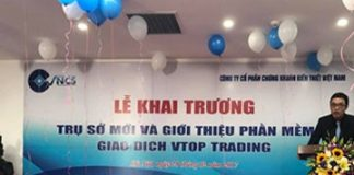 Công ty chứng khoán kiến thiết Việt Nam