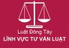 Lĩnh vực tư vấn luật