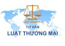 Tư vấn pháp luật thương mại