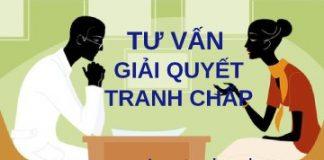 Tư vấn giải quyết tranh chấp Trang chủ