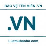 dịch vụ để bảo vệ tên miền .vn