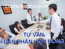Dịch vụ tư vấn và đàm phán hợp đồng