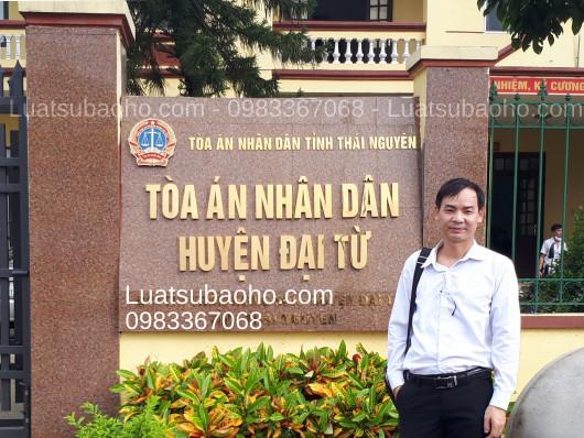 Luật sư tư vấn luật huyện Đại Từ Thái Nguyên Công ty tư vấn luật tại huyện Đại Từ, Thái Nguyên