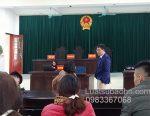 Luật sư bào chữa trong giai đoạn xét xử