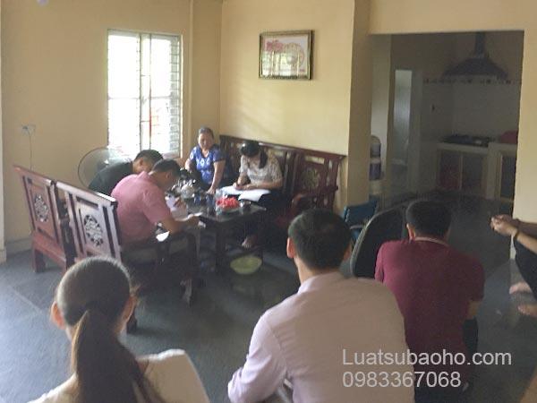Luật sư tham gia định giá tài sản Tư vấn thủ tục ly hôn ở Thái Nguyên