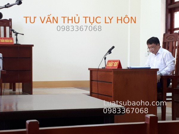 Tư vấn thủ tục ly hôn ở Thái Nguyên