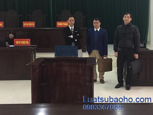 Hình ảnh hoạt động tại Tòa án