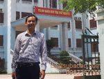 Luật sư tranh tụng tại Thái Nguyên