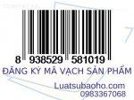 Đăng ký mã vạch sản phẩm