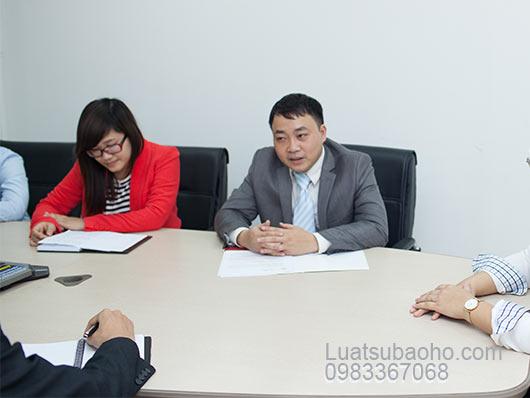 Luật sư Tư vấn pháp luật Hình sự tại Công ty luật Hình ảnh hoạt động