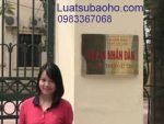 Công ty luật tư vấn luật tại Thường Tín