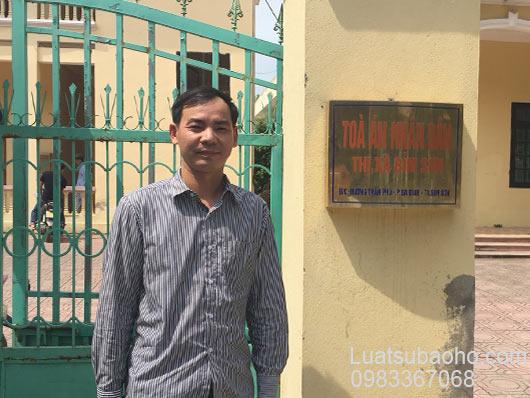 Tư vấn pháp luật tại Thanh Hóa Hình ảnh hoạt động