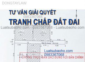 Tư vấn giải quyết tranh chấp đất đai Trang chủ