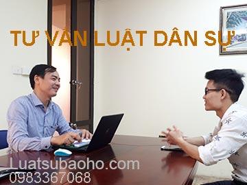 Tư vấn luật Dân sự tại Thái Nguyên