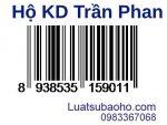 Mã vạch Hộ kinh doanh Trần Phan