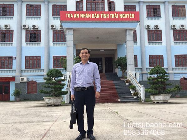 Tòa án nhân dân tỉnh Thái Nguyên Hình ảnh hoạt động