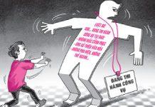 Tội chống người thi hành công vụ