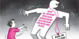 Tội chống người thi hành công vụ Trang chủ