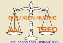 Luật sư tư vấn điều kiện hưởng án treo