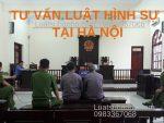 Tư vấn luật Hình sự tại Hà Nội